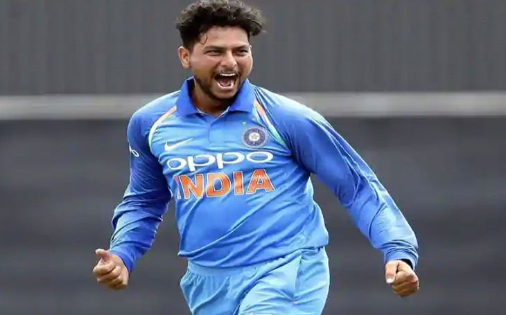 Kuldeep Yadav moved up a notch to grab career-best 2nd position in ICC T20 rankings