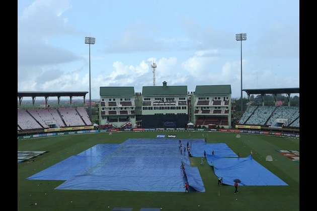 Match between India, West Indies called off due to rain