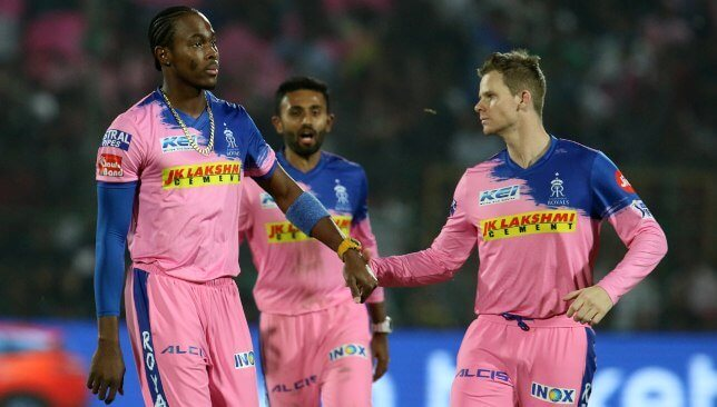 IPL 2020: Captain Steve Smith along with Jofra Archer and Jos Buttler clears the mandatory COVID-19 test