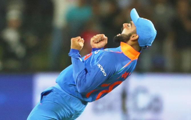 ICC Rankings: Virat Kohli to  cross 900 points in Tests,ODIs