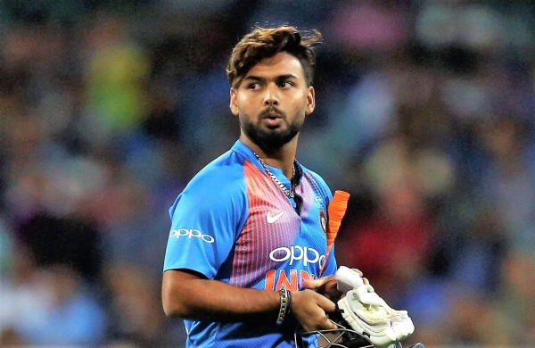 Rishab Pant comes in as cover for injured Dhawan