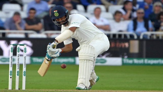 India 185 for two in the second innings against England on 3rd day