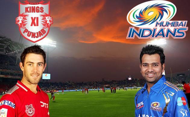 Kings XI Punjab to clash with Mumbai Indians today