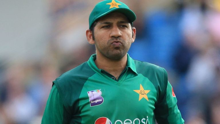 Sarfaraz Ahmed sacked as Pakistan Test and T20I skipper