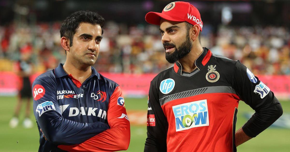 IPL 2020: Gautam Gambhir offers a piece of advice for RCB captain Virat Kohli