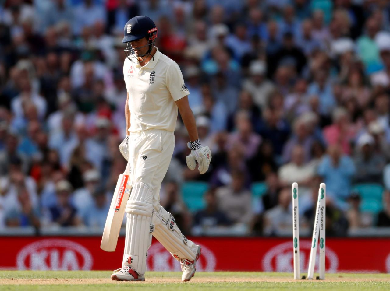 England 198 for seven against India at stump on day 1 of fifth Test in London