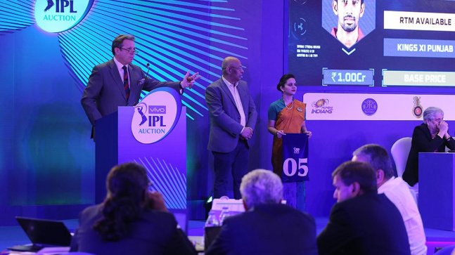 IPL Auction 2018: Chect out List of players sold here !