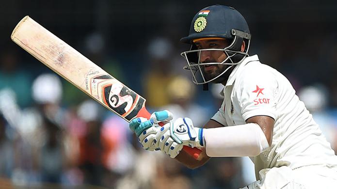 Aus vs Ind 1st Test: Pujara  leads India