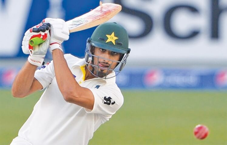 Eng vs Pak: Shan Masood hit his 4th Test hundred in 251 balls in Manchester