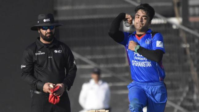 5th ODI : Rashid Khan helps Afghanistan trounce Zimbabwe by 146-run , seal series 4