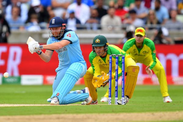 England crush Australia by 8 wickets to enter the Final of ICC World Cup