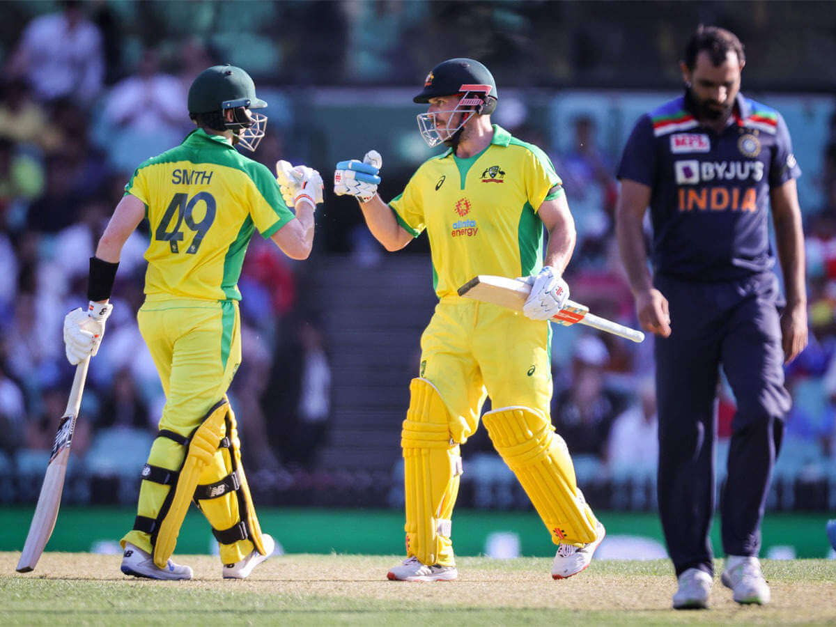 AUS vs IND, 1st ODI: Steve Smith, Aaron Finch tons demolish India as hosts take 1-0 lead