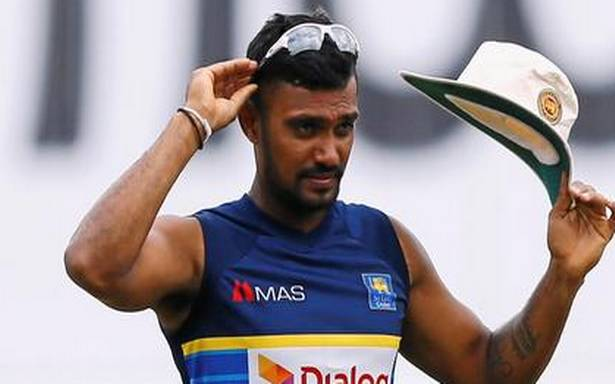 Six-match ban for Sri Lanka opener Danushka Gunathilaka