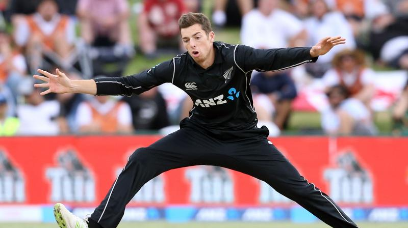 Mitchell Santner returns to New Zealand squad for first 3 India ODIs
