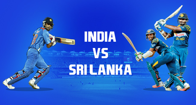 India and Sri Lanka to play 1st T20 match in Cuttack today