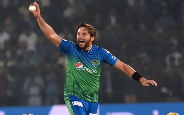 Shahid Afridi misses flight to Colombo likely to miss 2 LPL matches for Galle Gladiators