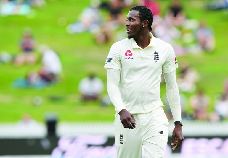 Jofra Archer ruled out of New Zealand Tests due to elbow injury