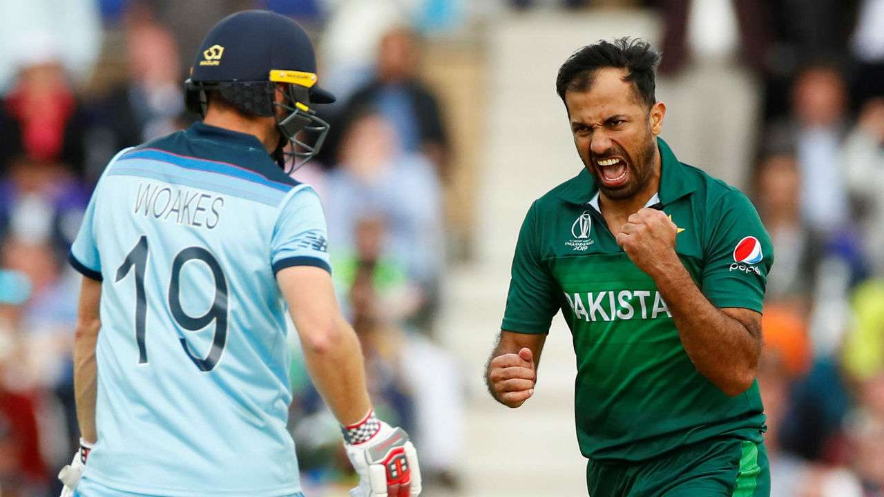 Pakistan beat England by 14 runs in ICC World Cup match