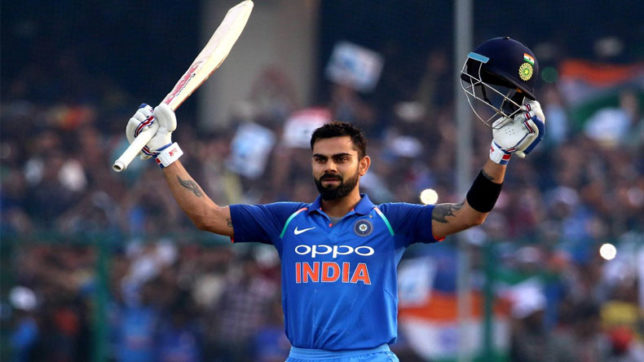 Virat  Kohli wants to set benchmark before 2019 Cricket World Cup