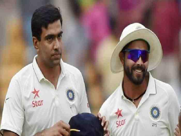 Ashwin, Jadeja jointly ranked number one in ICC Test rankings
