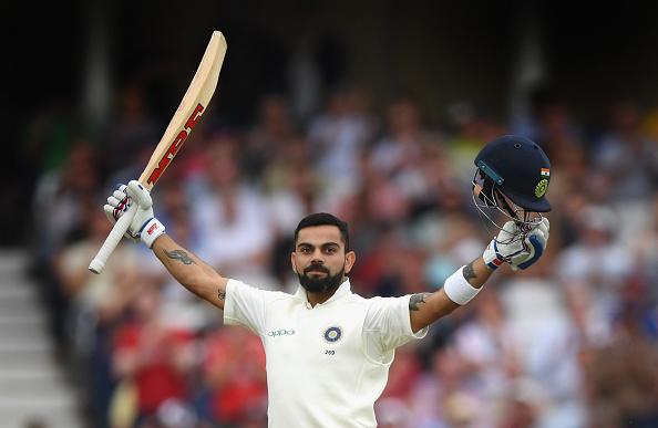 Virat Kohli regains top spot in ICC Test Rankings