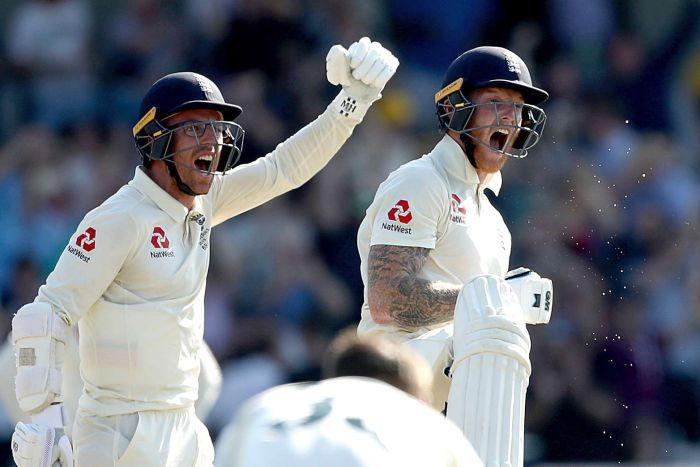 Sensational Stokes helps England to win 3rd Test match against Australia
