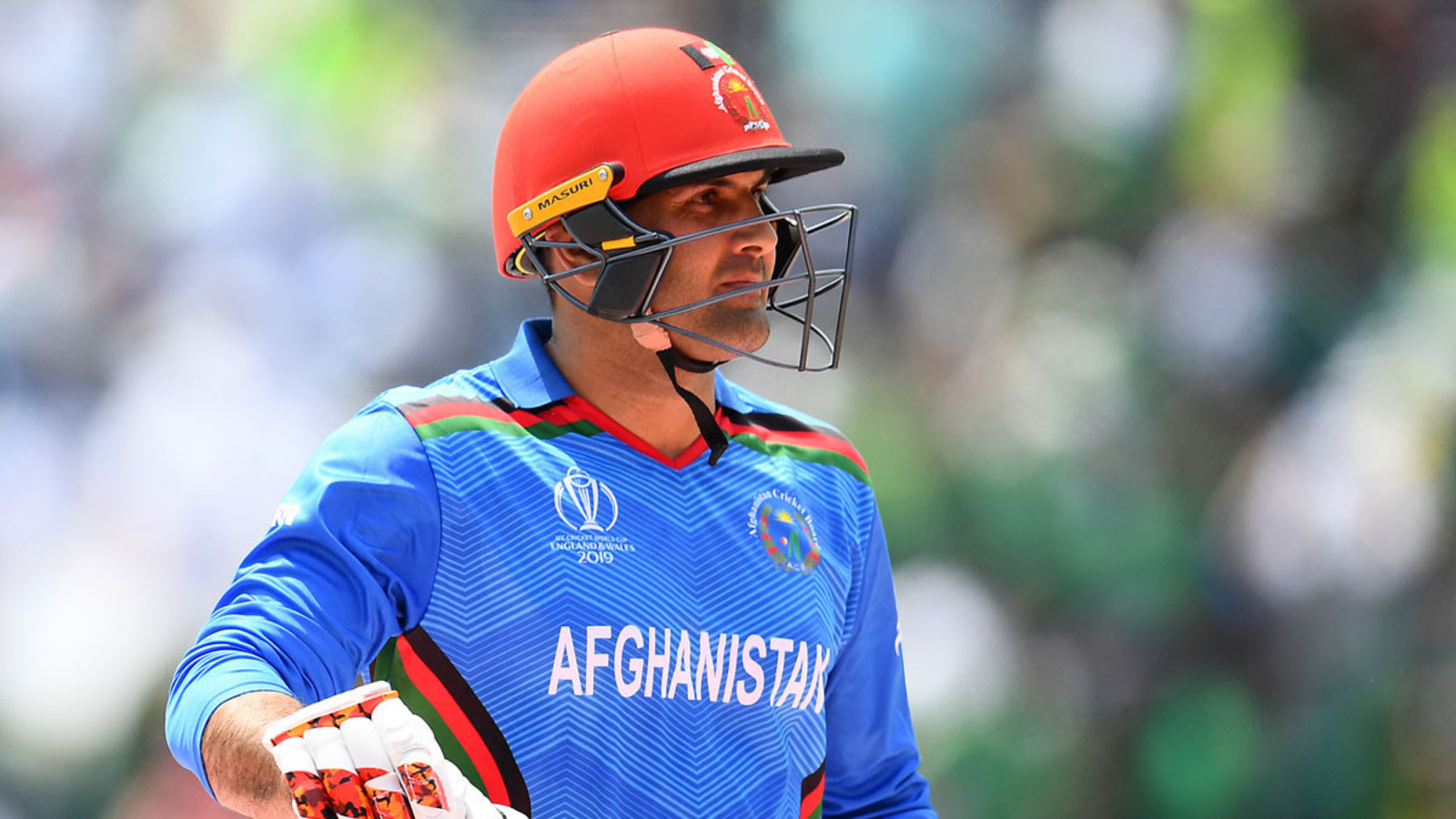 Nabi named Afghanistan captain for T20 World Cup