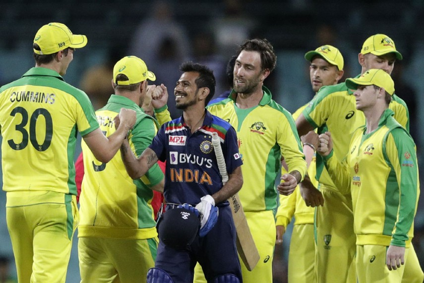 Australia beat India by 51 runs in 2nd ODI at Sydney