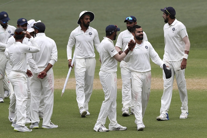 India beat Australia by 31 runs in first Test match at Adelaide