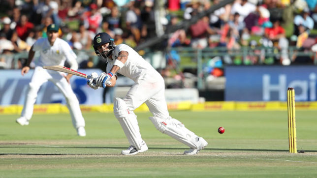 india28forthreeafterbowlersdismisssouthafricafor286in1sttestmatchonday1