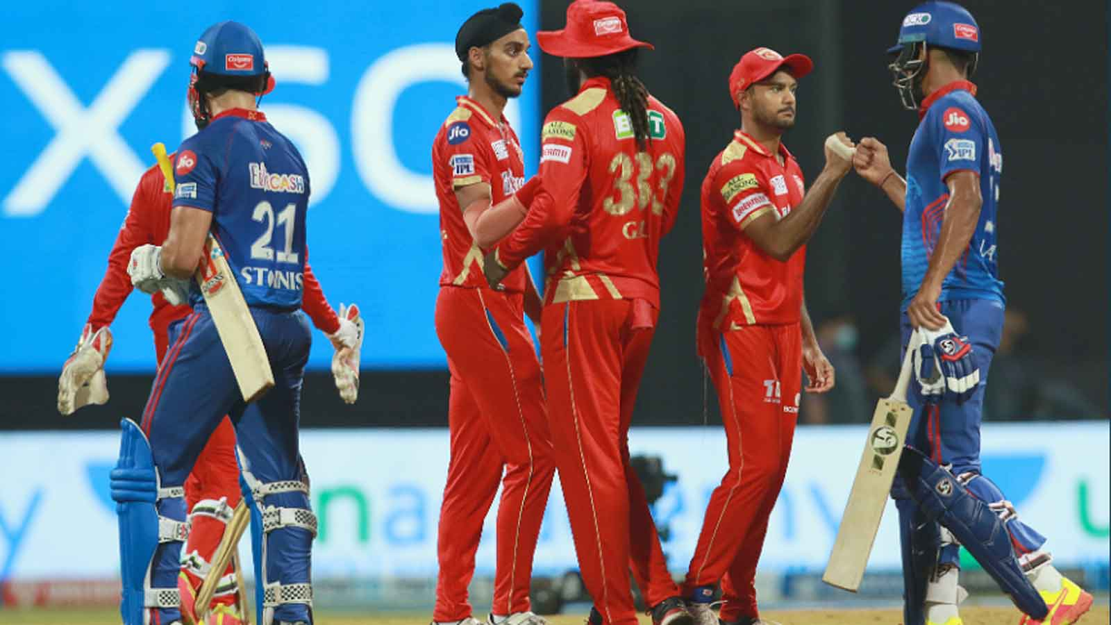 IPL 2021: Delhi Capitals beat Punjab Kings by 6 wickets