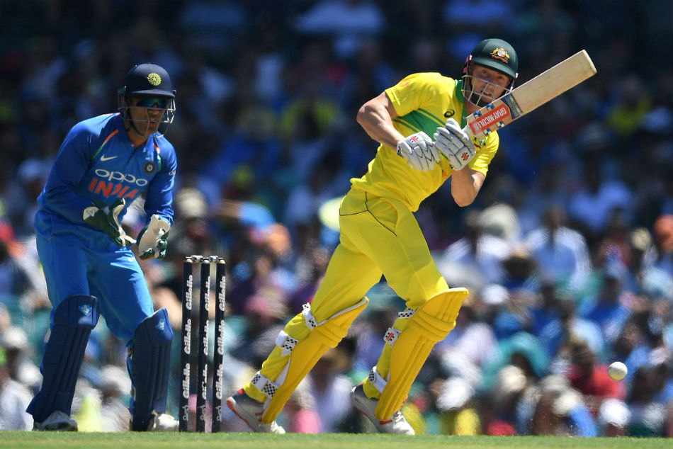 Australia set India a target of 289 to win