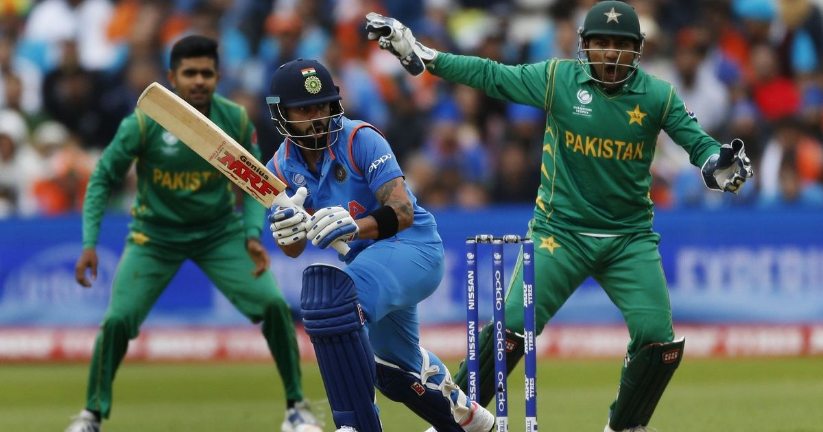 India will take on Pakistan in a crunch ICC cricket World Cup TOMORROW