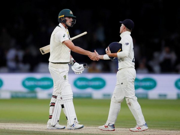 2nd Test match between England and Australia ends in a draw