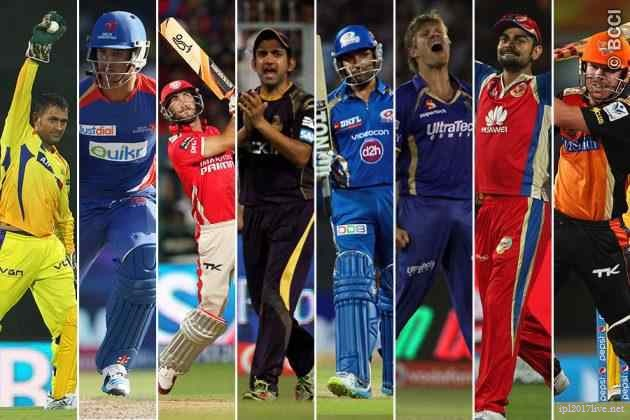 IPL 2017 Player Auction on February 20th