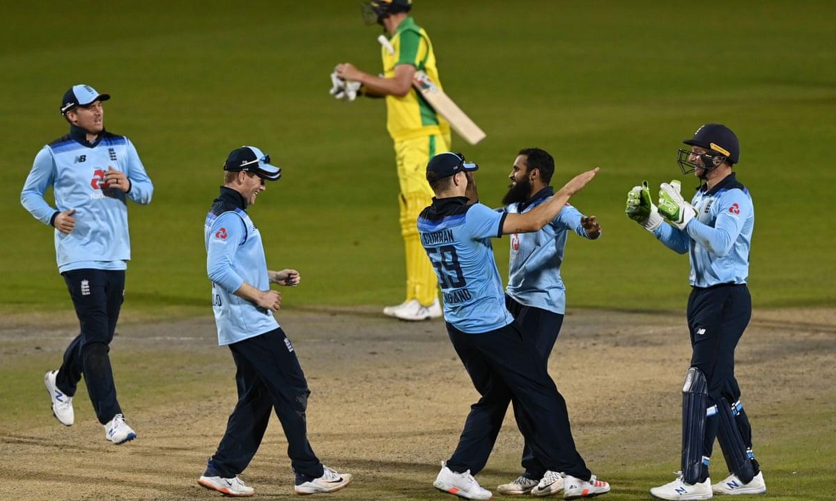 England wins 2nd ODI by 24 runs against Australia