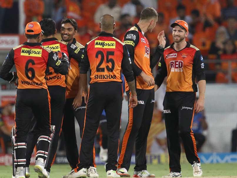 Sunrisers Hyderabad beat Royal Challengers Bangalore by 5 runs