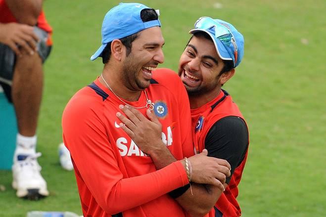 Yuvraj returns, Kohli to lead against England