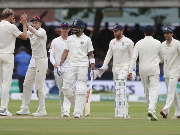 India suffer humiliating 159-run innings defeat in 2nd Cricket Test against England