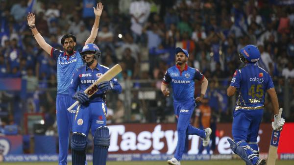 Mumbai Indians beat Delhi Capitals by 40 runs