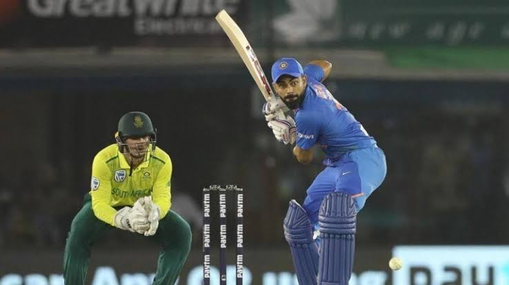 India beat South Africa  by seven wickets in 2nd T20 match at Mohali