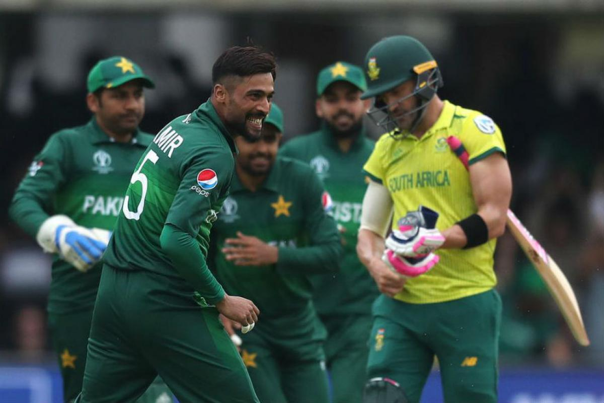 ICC World Cup: Pakistan knock out SA with 49-run win