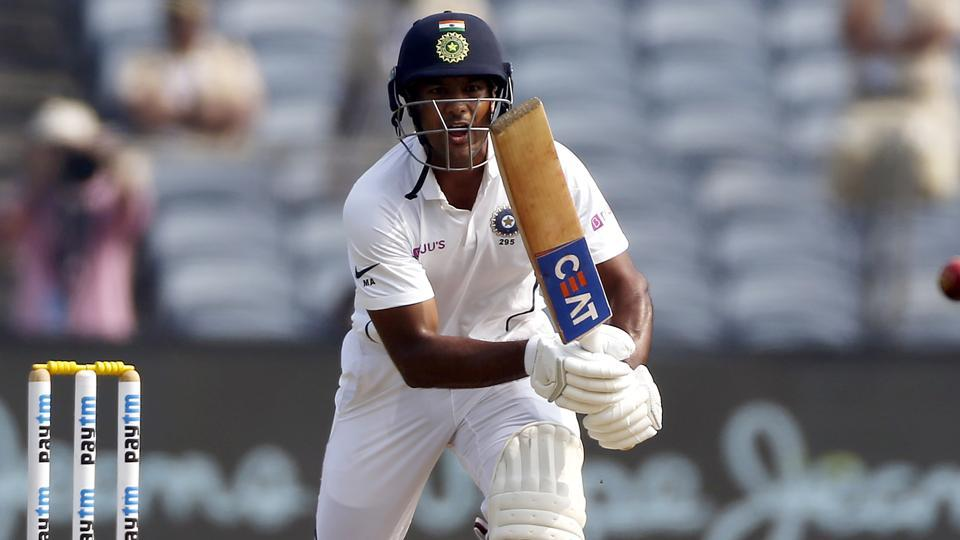 India 77 for one at lunch in 2nd Test match against South Africa