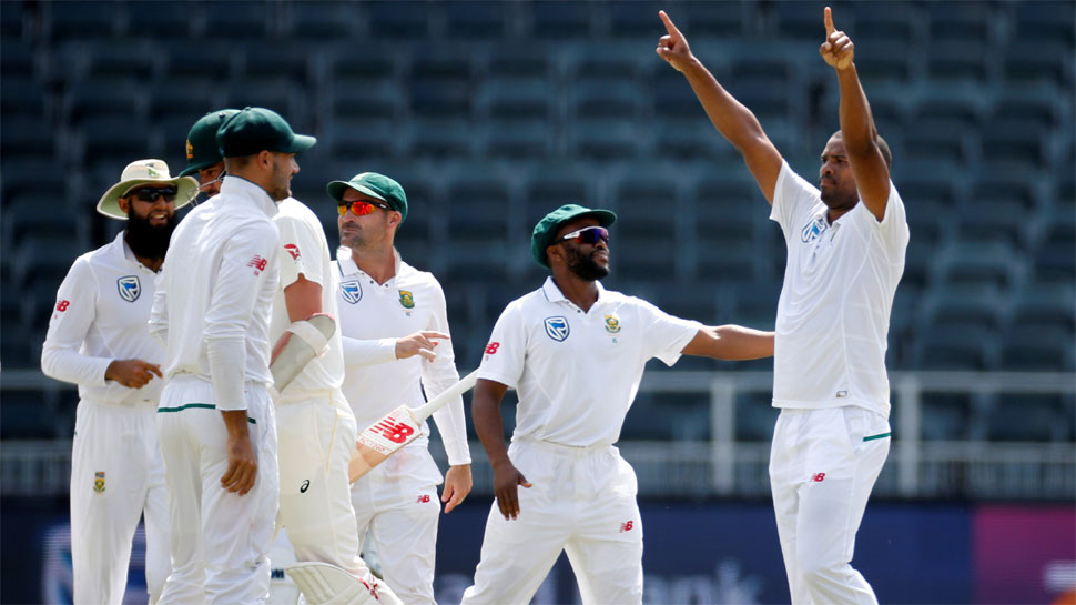 South Africa beat Australia by 492 runs, win series by 3-1