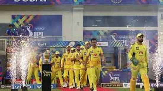 Chennai Super Kings win IPL 2021