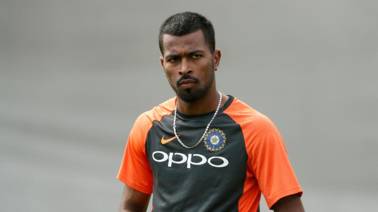 Hardik Pandya ruled out of Australia series due to back injury