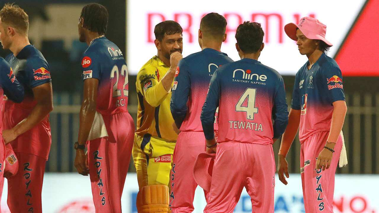 Rajasthan Royals wins their opener against CSK by 16 runs