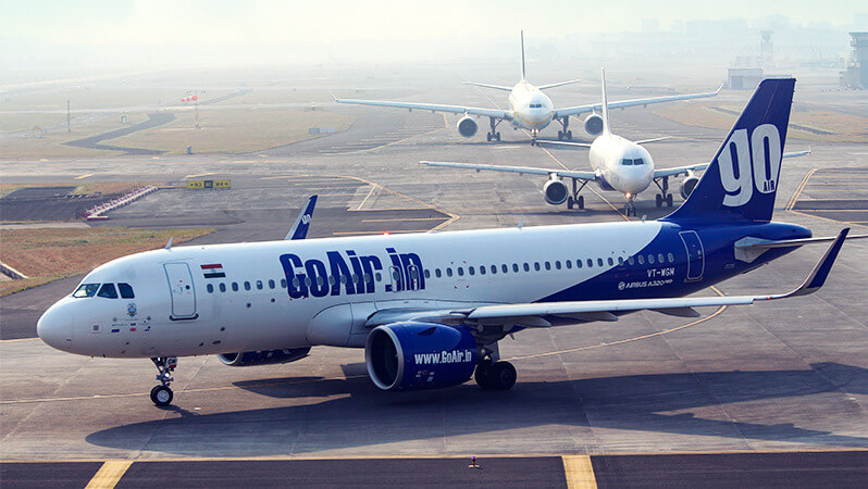 28 GoAir chartered flights brings back 5,000 Indian nationals stuck in Gulf countries