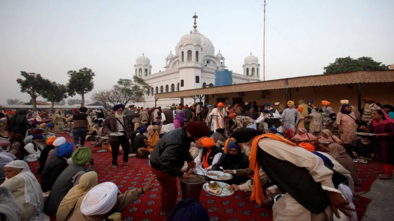 5,000 pilgrims to be allowed to visit Kartarpur Sahib per day: Pakistan