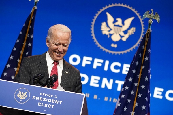GSA Acknowledges Joe Biden as apparent winner of US Presidential Election